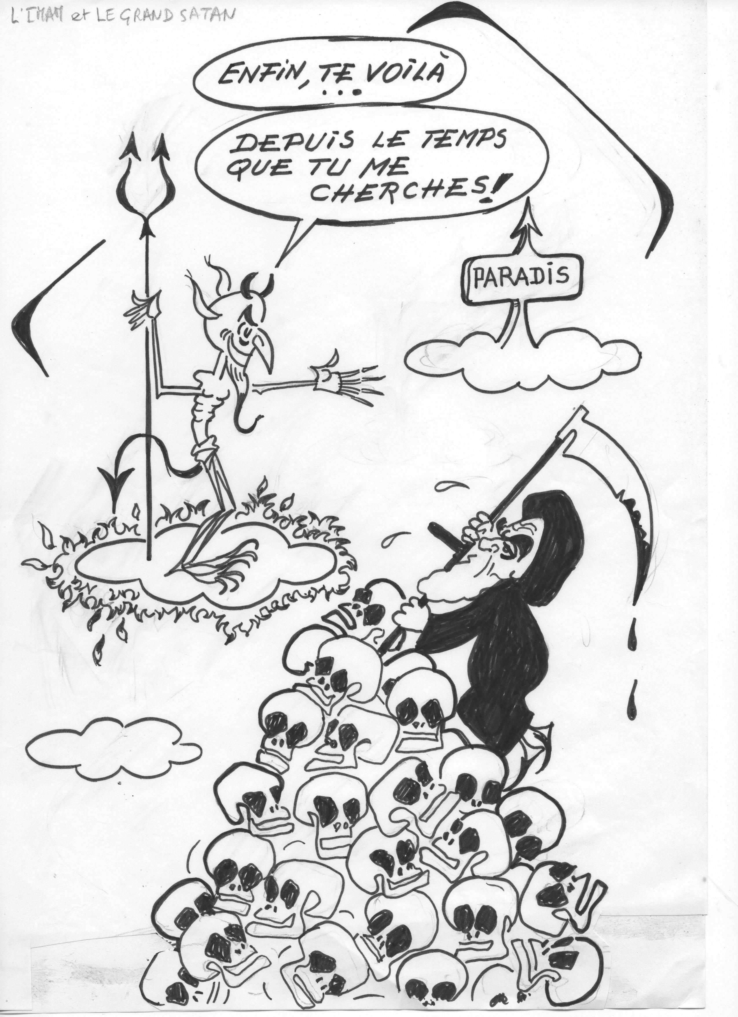 1989 Khomeiny