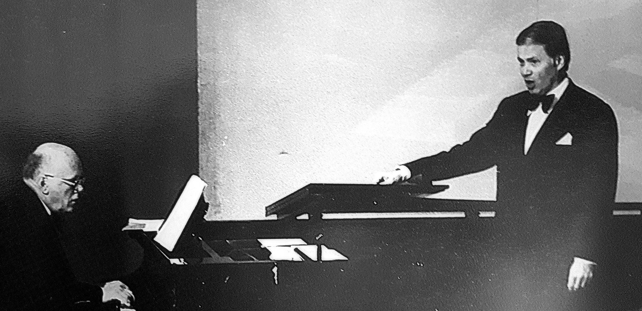 Richter & Dietrich Fischer-Dieskau -  1967