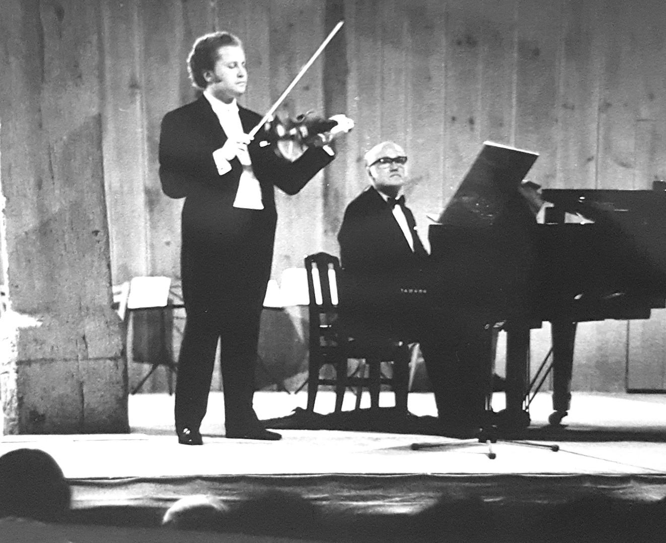 Richter & Oleg Kagan -1974