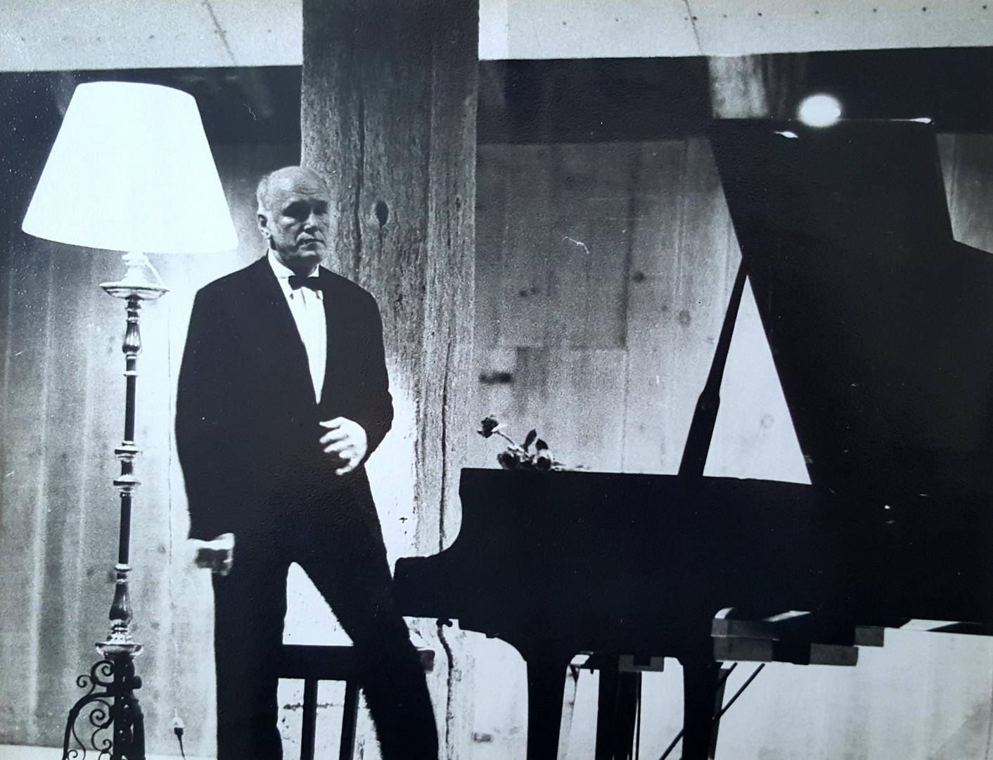 Richter à Meslay - 1972