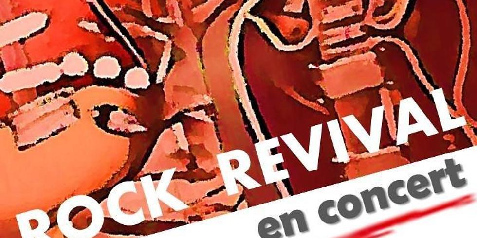 Rock Revival au Lagon