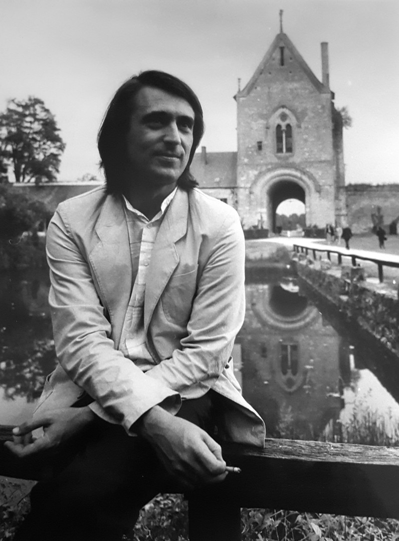 Yuri Bashmeth à Meslay 1985