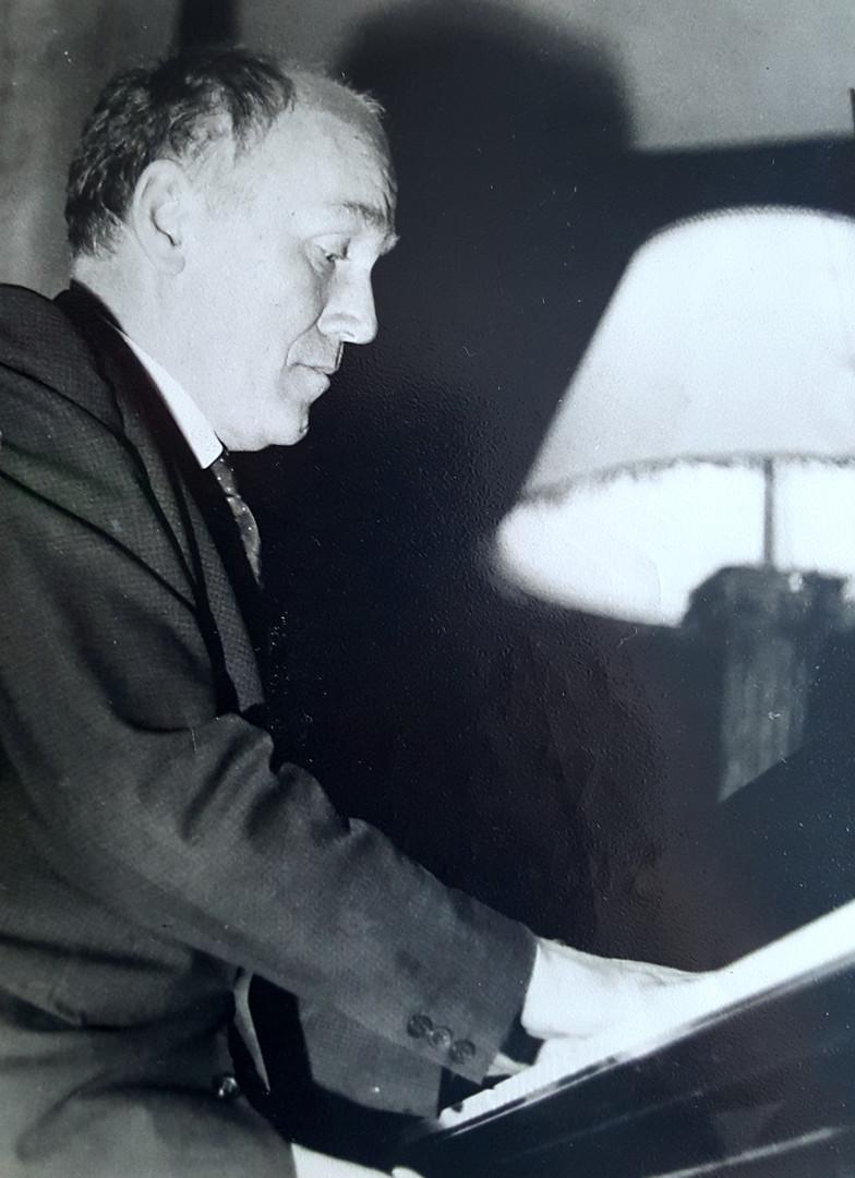 Sviatoslav Richter à Meslay