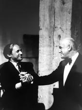 Richter & Pierre Boulez - 1985