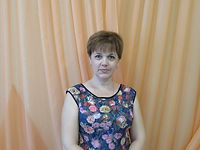 Рубанова Елена Анатольевна  воспитатель 1 категории  Педагогический стаж: 15лет