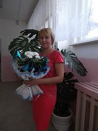 Книс Анна Николаевна старший воспитатель МКДОУ «Детский сад №3 «Улыбка»