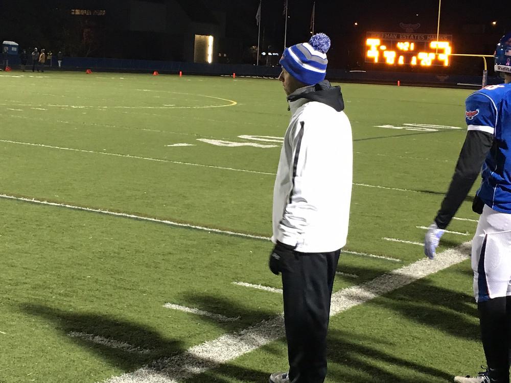 Coach Tim Heyse