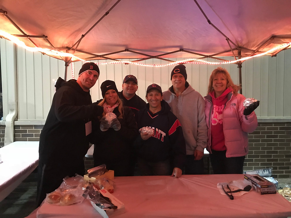 The Conant Booster Burger earned the school the regular season and MSL West titles for best concession stand food in the area.