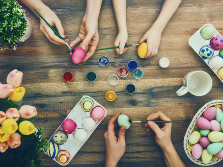 Healthy ideas for Easter presents