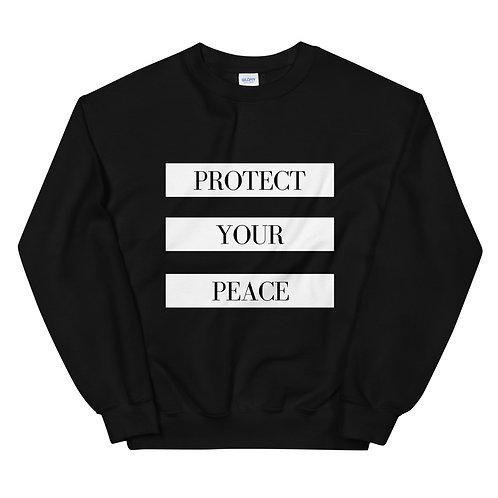 Protect Your Peace Unisex Sweatshirt