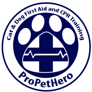 Now Certified in Pet First Aid & CPR!!