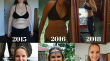 Como eu emagreci 18 quilos, fiz as pazes com a comida e passei a adorar exercício.