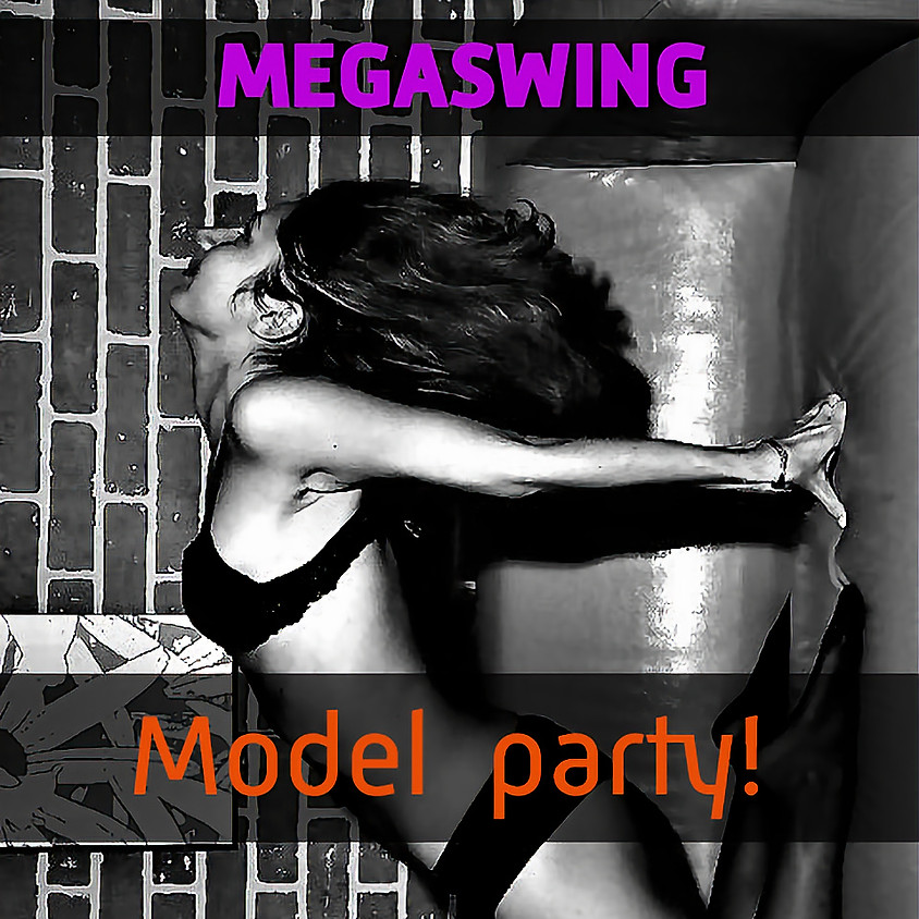 O2, 12 января 18.00, Модельная вечеринка от Megaswing!
