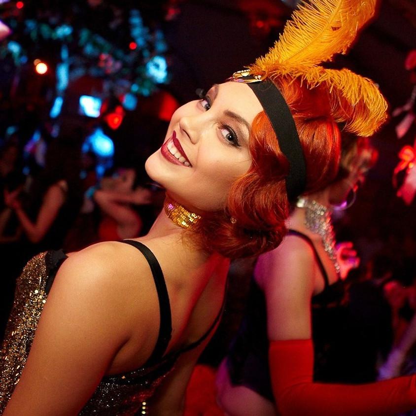 31 декабря!! Новогодняя Вечеринка в стиле Гетсби!! Начало в 22.00