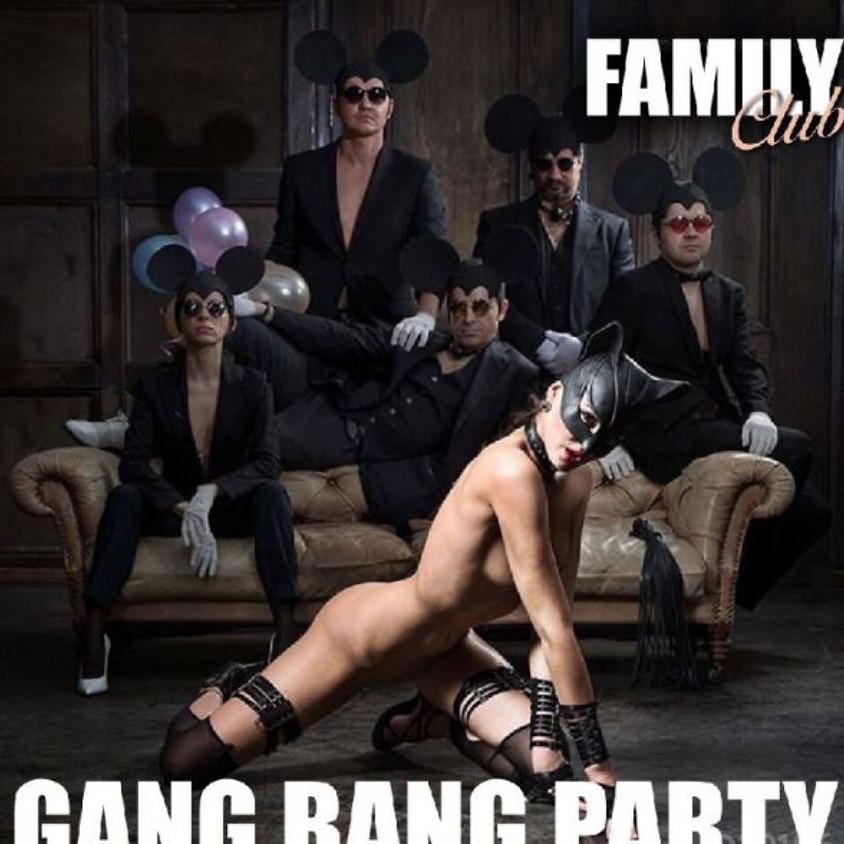 O2, GANGBANG от FAMILY CLUB, с 16.00
