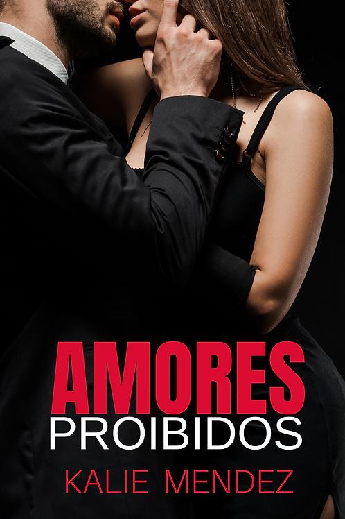 Kit Série Amores Proibidos + Mini agendinha (Imagem dessa foto)