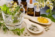 Natural medicines, Botanical