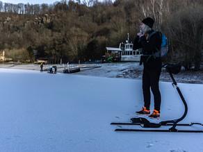 Ledoběžková výprava na Vranov