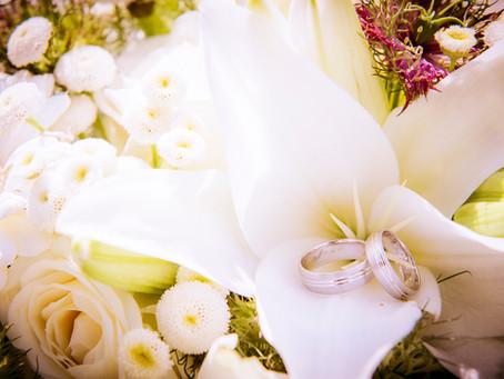 Svatební obraz pro Evu a Michala