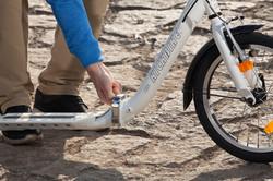 Koloběžka Kickbike CliX
