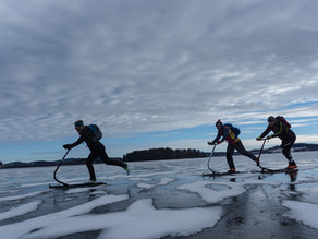 Vzhůru na led