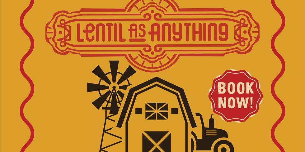 Lentil As Anything Trivia Fundraiser | NOV 13