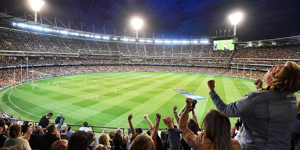 Pepper Tree AFL Grand Final Event
