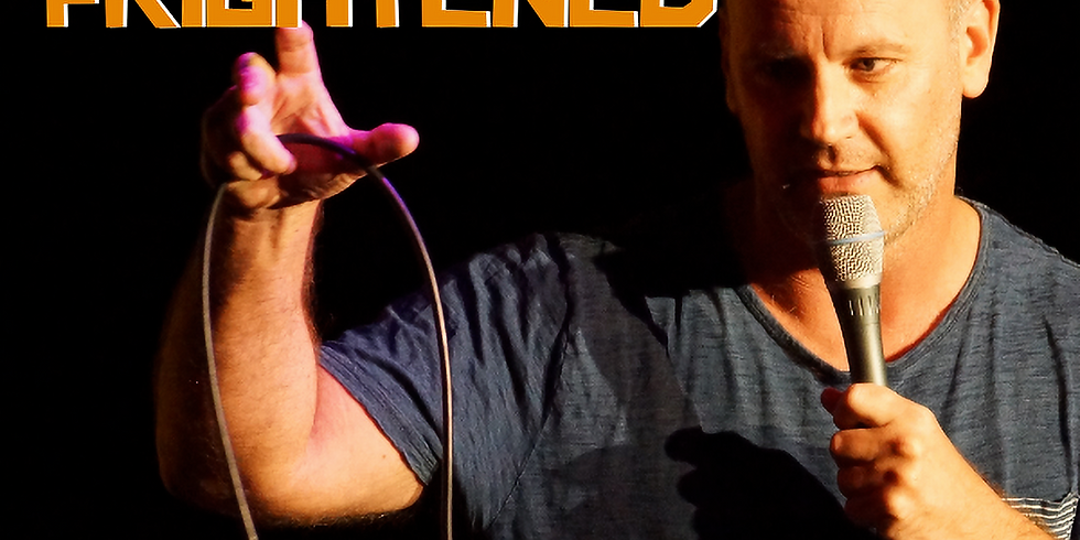 Christian Lutz | 40 and Frightened | March 27