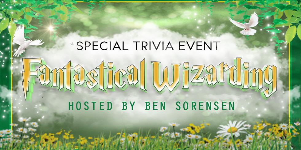 Fantastical Wizarding Trivia Online   SEPT 26