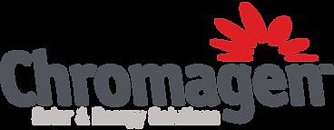 Chromagen Australia Logo - GreyText-RedI