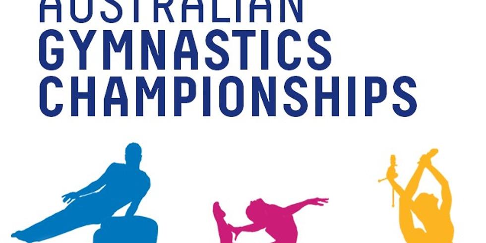 Australian Gymnastics Championships 2021