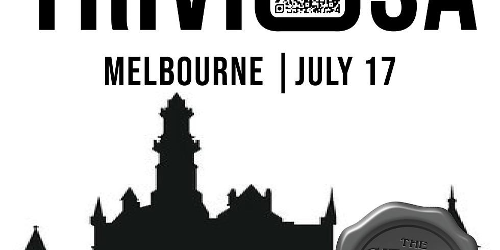 Wizarding Trivosa   Melbourne   July 17