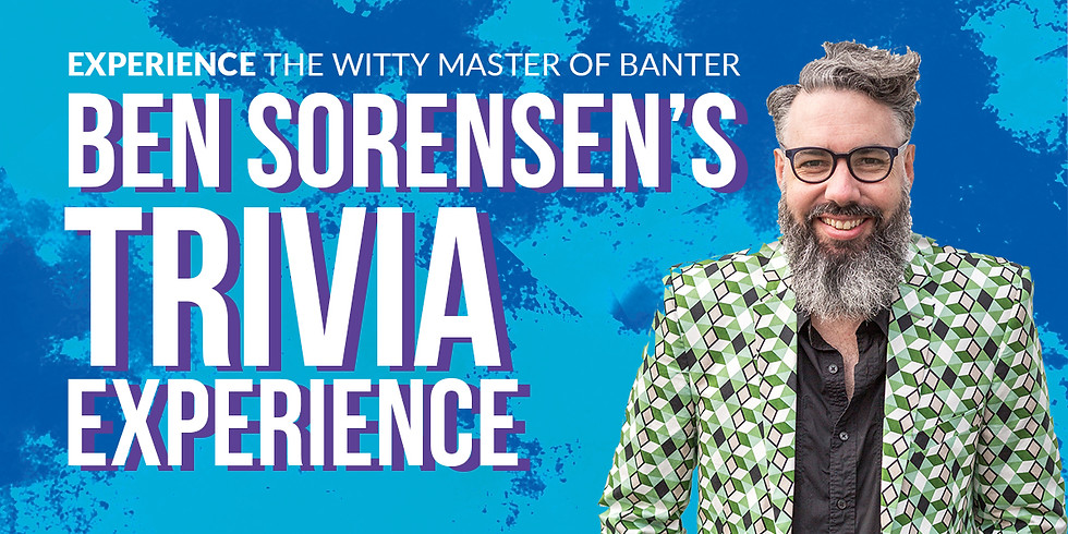 FREE Thursday Trivia Experience with Ben Sorensen | JULY 22