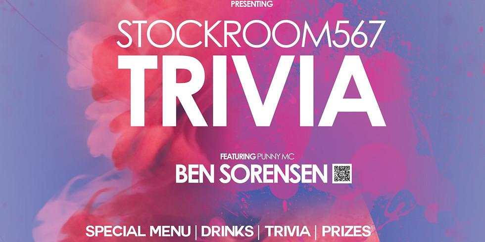 FREE STOCKROOM567 Trivia | 1 OCTOBER