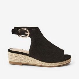 Next Peep Toe Sandals