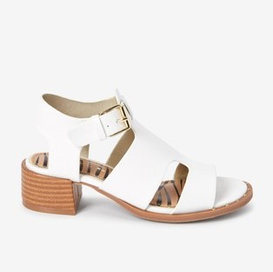 Next White Sandal