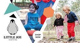 Little Joy Clothing Unisex Childrenswear