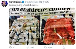 "Piers Morgan ""Bonkers"""