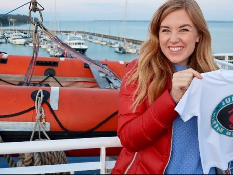 Junior Scientist T-Shirts from presenter Maddie Moate? Do you know, that's a great idea...