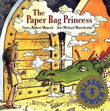 The Paperbag Princess by Robert Munsch