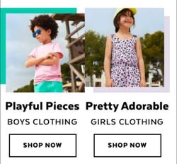 Playful Boys and Pretty Girls