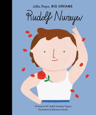 Little People Big Dreams - Rudolf Nureyev