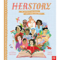 Herstory by Katherine Halligan and Sarah Walsh