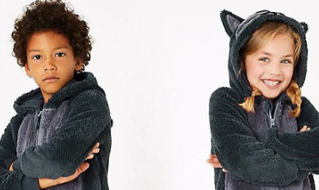 Christmas gifts with bite: What's with the bizarrely gendered animal onesies?