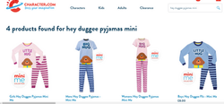 Hey Duggee Pink or Blue