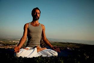 Yoga méditation Homme