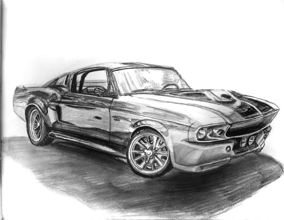 Eleanor Shelby GT500