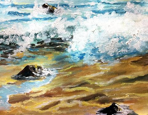 Tumultuous Waters