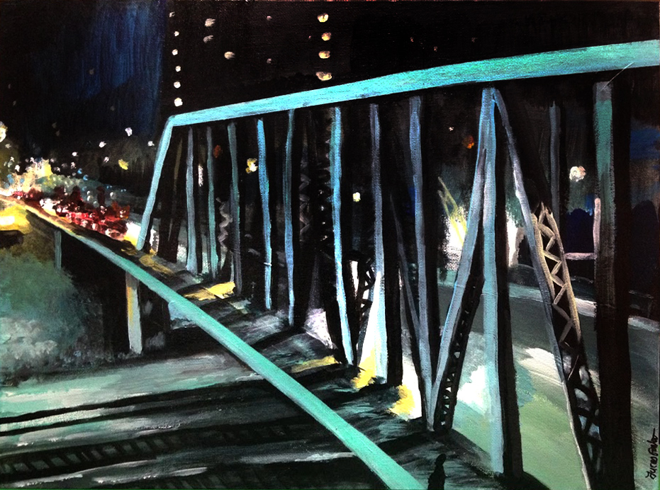 Edge of the Bridge - $75