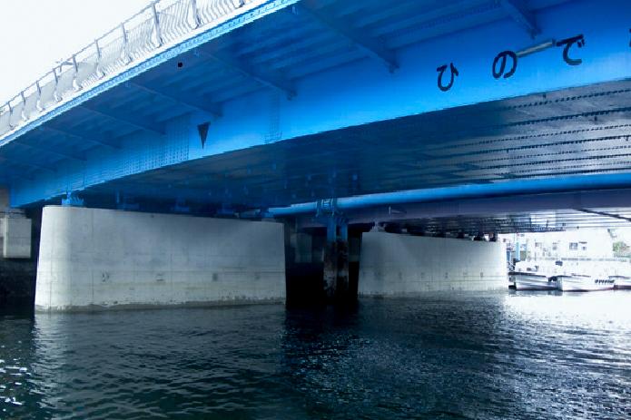 日の出橋耐震補強工事